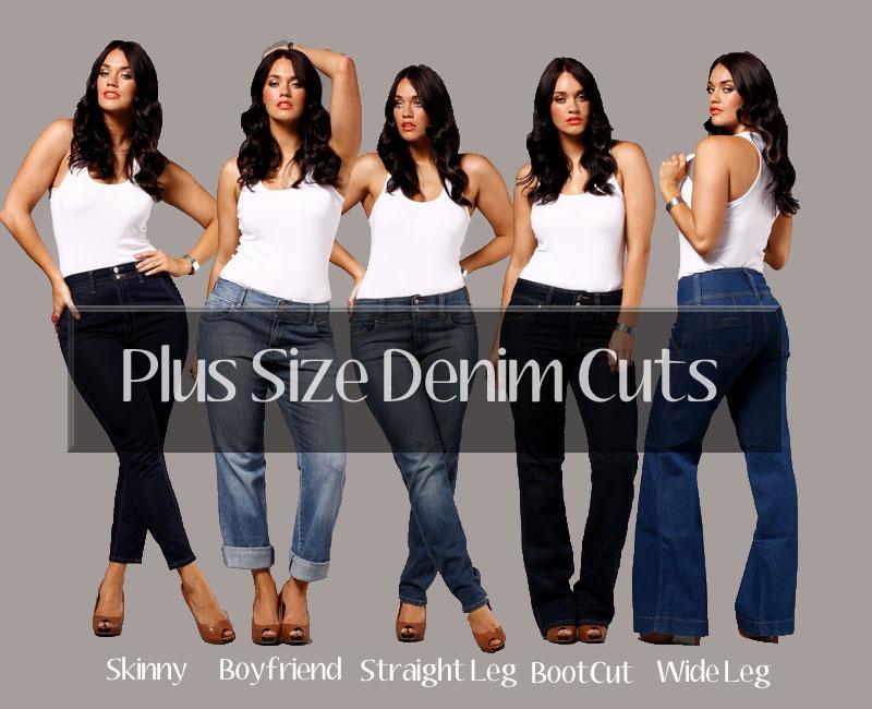 curvy jeans para tipos de cuerpo