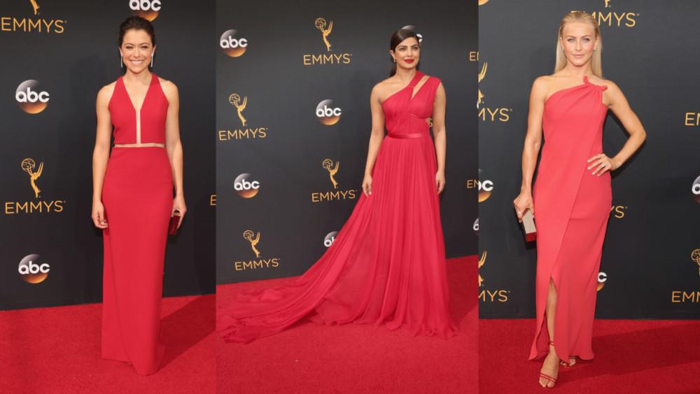 Tendencias de color en los Emmys 2016