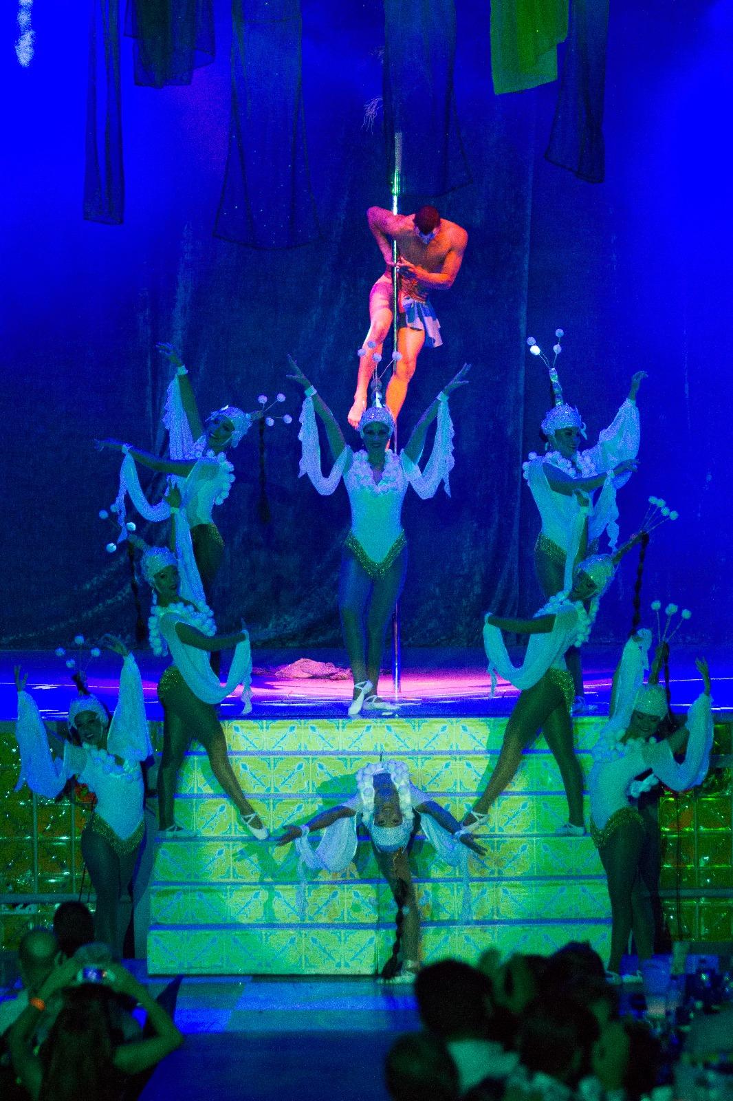 Delirio Circo Salsa y Orquesta hecho en Cali Colombia