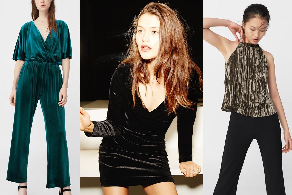 Tendencias terciopelo Anna peñafort moda y estilo de vida