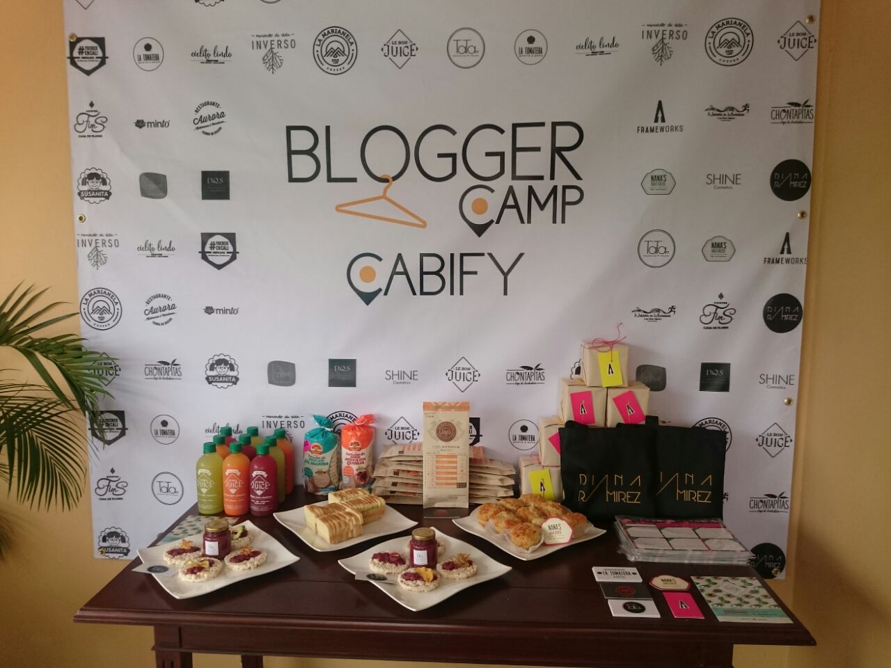 Bloggers camp cali Caliexposhow