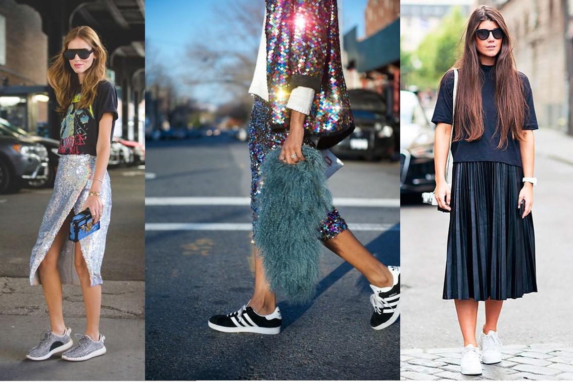 Tenis ¿Que ponernos para fin de año? Una guía sobre tendencias y estilo.