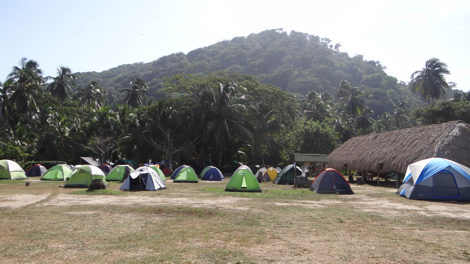 Tayrona turismo viajar en colombia travel blogger Anna Peñafort