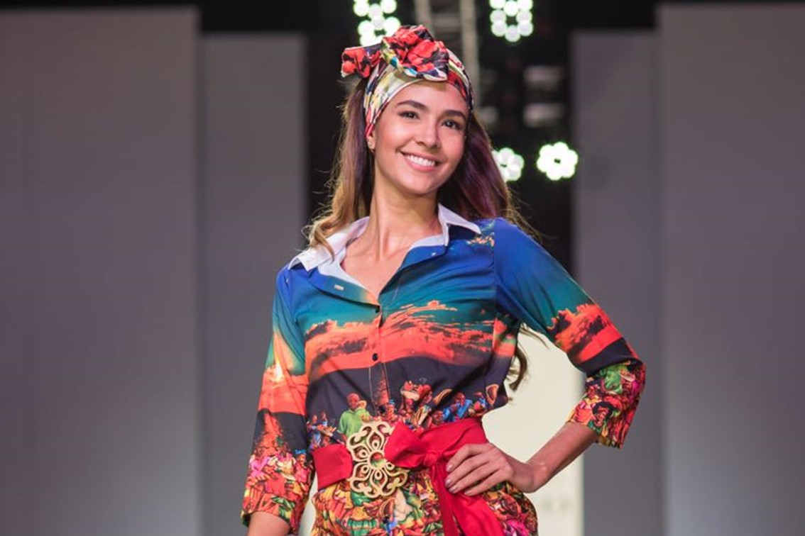 Pistilo Ecofashio Popayan Fashion Weekend 2017 Anna Peñafort Ana RIzo Peñafort