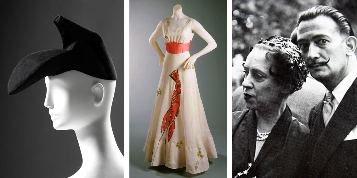 Schiaparelli salvador dali colaboraciones en el mundo de la moda (2014) blog de moda Anna Peñafort
